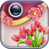 Flowers Photo Effects Editor