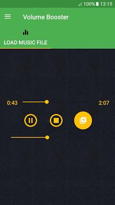 Super Volume Booster - screenshot