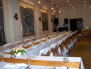 Photo: Protokoll terem (64 m2; férőhely kb. 50 fő részére)