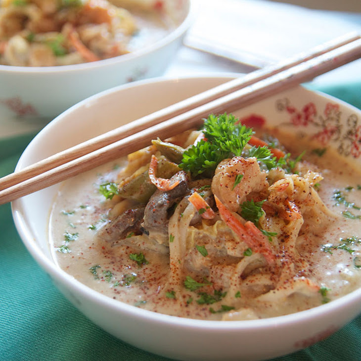 Creamy Coconut Curry Soup