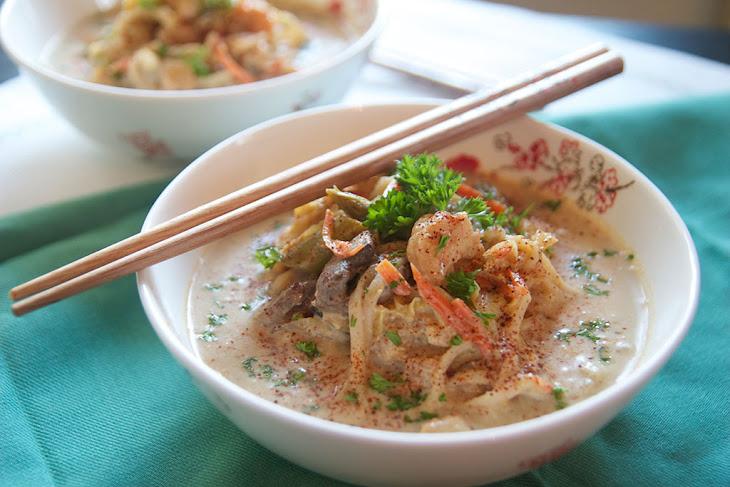 Creamy Coconut Curry Soup Recipe