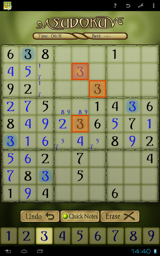 Sudoku Free screenshot 13