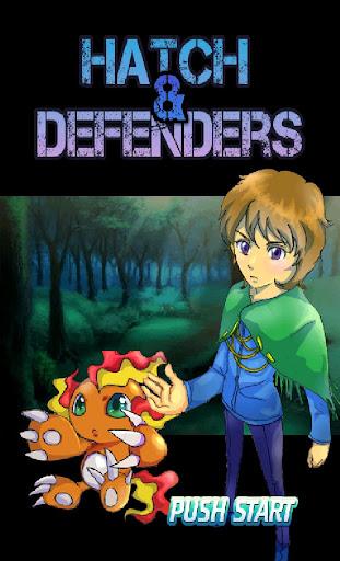 HATCH&DEFENDERS 1.0 Windows u7528 2