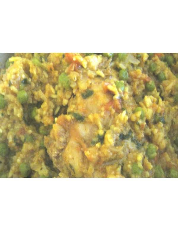 Saffron Chicken Recipe