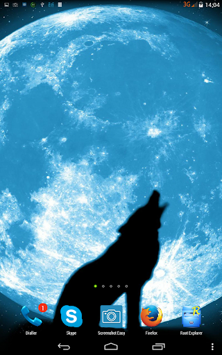 Moon.Live Wallpaper