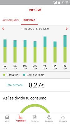 Tu Oficina Online Viesgo - screenshot