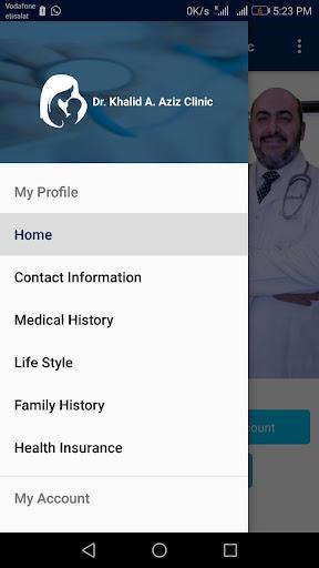 Dr. Khalid A. Aziz Clinic screenshot 4