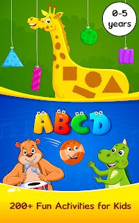 Nursery Rhymes & Kids Games screenshot 01