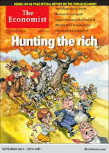 Photo: The Economist cover: September 24th 2011