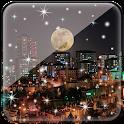 City Night Live Wallpaper icon