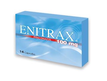 ENITRAX 100MG CAJA X 14