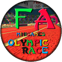 Olympic Race Free icon