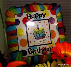 Photo: (Year 3) Day 27 - Vals Birthday Balloon