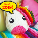 Crochet patterns 2019 Step by Step icon