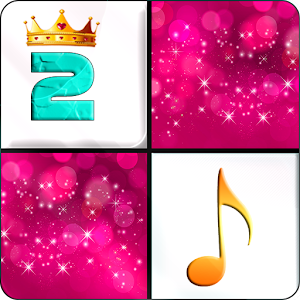 Piano Pink Tiles 2