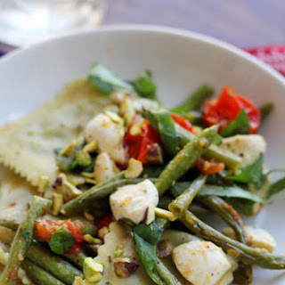 Green Bean Tomato And Mozzarella Salad Recipes