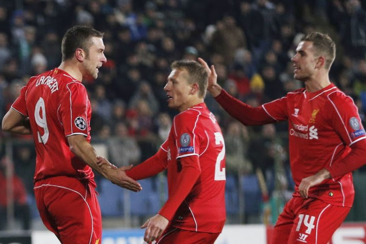 GROUPE B: Liverpool tenu en échec par Ludogorets