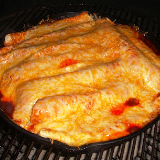 Enchiladas? Yeah, You Can Grill That!