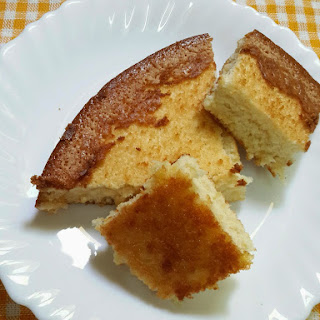 Mom Made Pineapple Crushed Cake Recipe