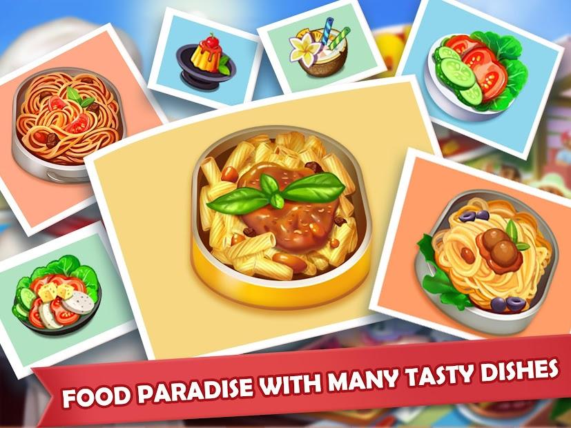 Locura por Cocinar-un juego de Chef de Restaurante Mod
