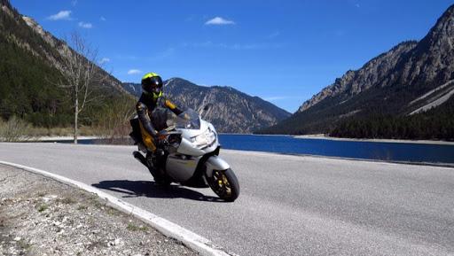 L'Ecosse à moto avec france moto voyages