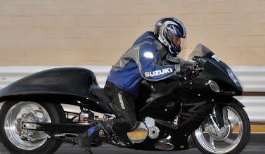 Photo: turbocharged!