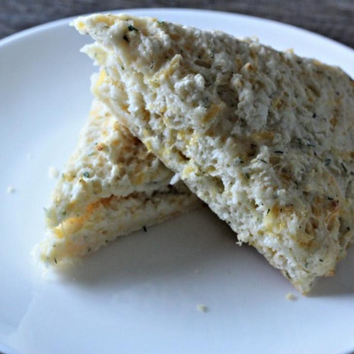 Cheese & Herbs Scones {Heart Smart}