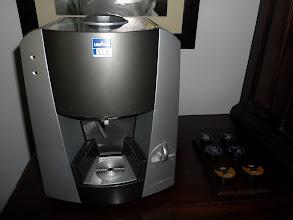 Photo: A coffee machine for those who like good coffee.
