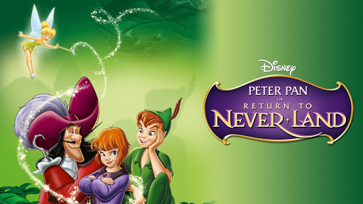 Peter Pan Youtube — TheatrePops