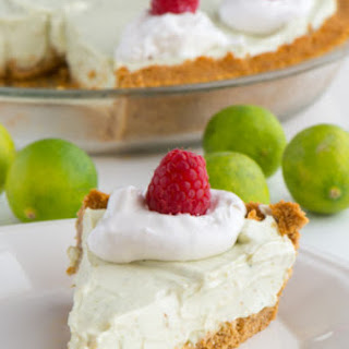 Easy Vegan Key Lime Pie