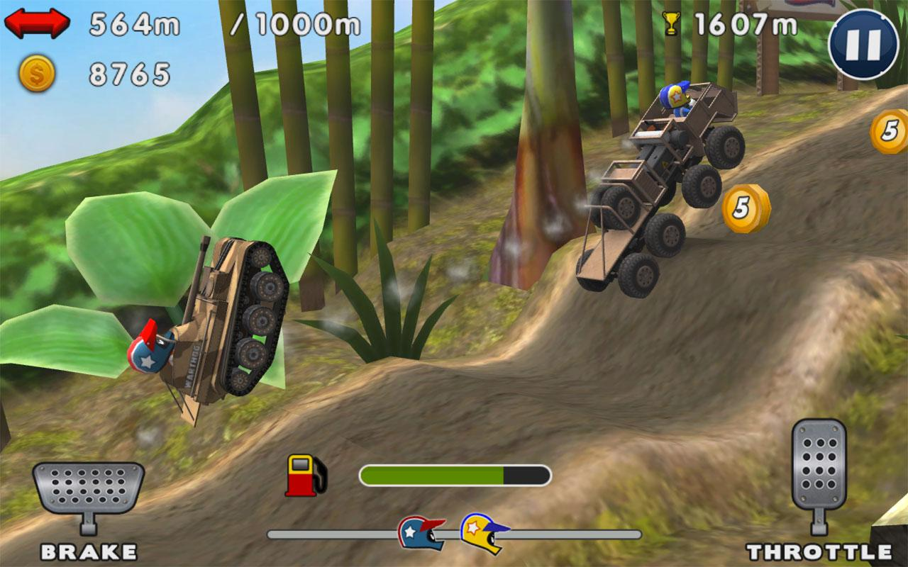 Mini Racing Adventures- screenshot