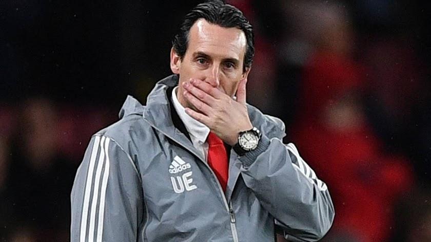 Unai Emery ha pasado revista al fútbol.