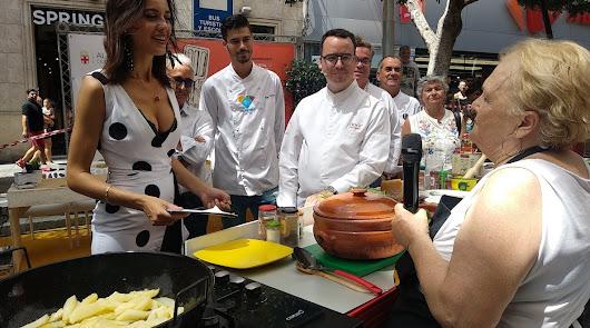 La cocina de siempre, éxito en el concurso gastronómico