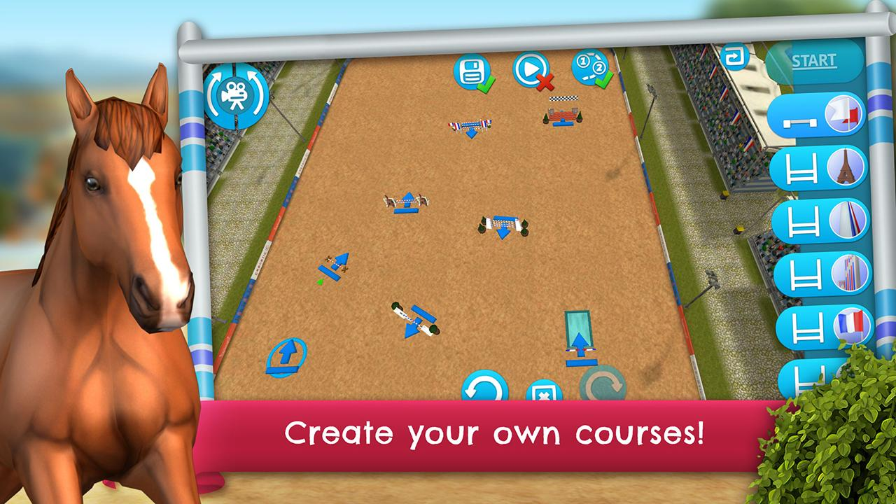 HorseWorld: Show Jumping- screenshot