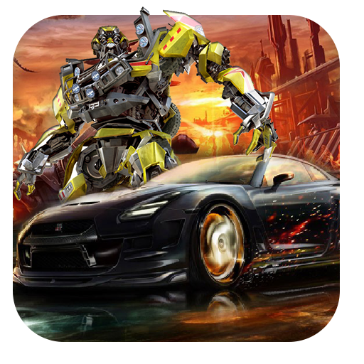Car Robot Battle (game)