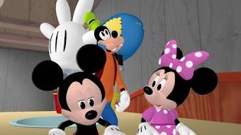 La grande mission de Mickey