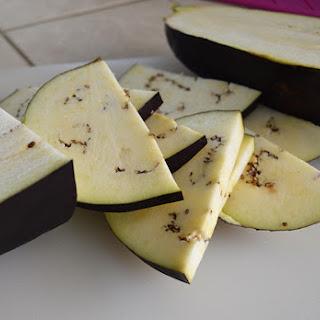 Creamy Eggplant Spinach Dip
