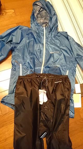 (モンベル)mont-bell バーサライトジャケット 写真1