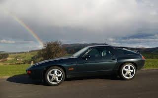 Porsche 928 GTS Rent Burgenland