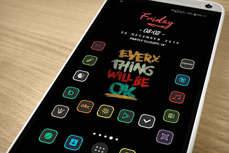 Funky – Icon Pack 1.0 Mod APK Download 2