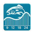Fishing & Hunting Solunar Time icon