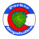Logo for Parker Hopaholics