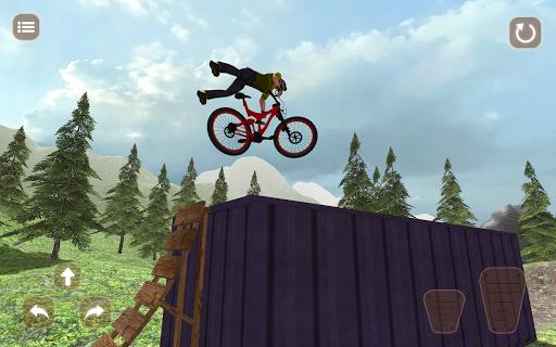 BMX ud83dudeb4u200d Rider 3D: ATV Freestyle Bike Riding Game 1 Mod screenshots 5