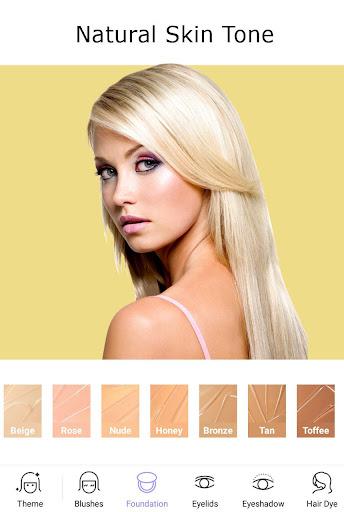 Makeup Camera Plus- Beauty Photo Editor Screenshots 7
