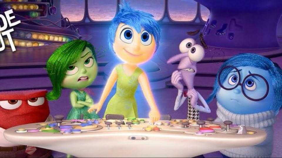 Inside Out (Dok. Pixar.com)