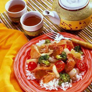 Hunan-Style Pork.