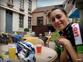 Photo: na jedničku v pivovaru v Hoegaardenu