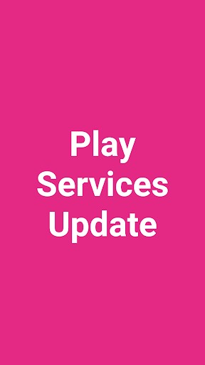 Update Services For Play 1.0.10 screenshots 1