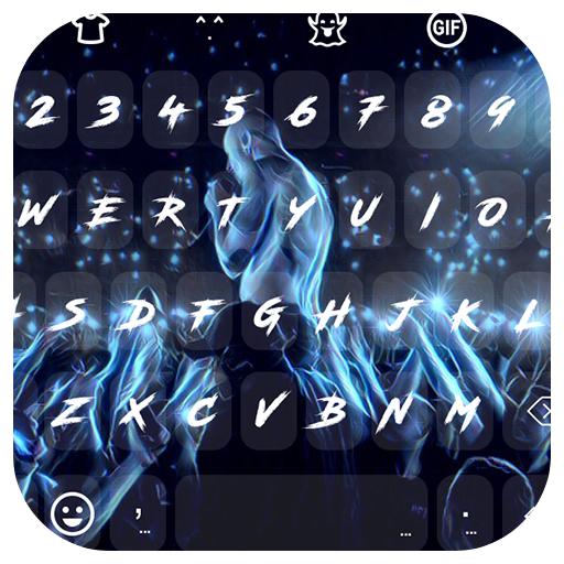 Linking Park Keyboard Theme