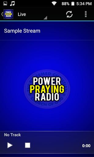 Power Praying Radio (PPR)  screenshots 3